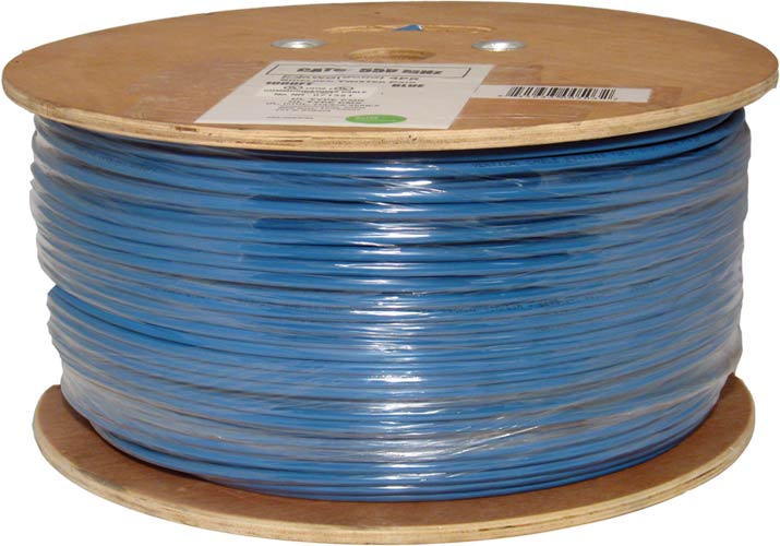 Cat5e Shielded PVC Blue 25Pair 057-486 BL 2