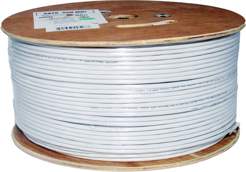 Cat5e Shielded PVC White 25Pair 057-487 S WH 2